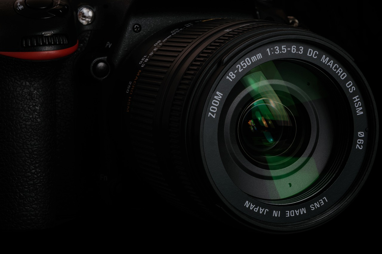 Camera Optics: Which lens to choose and when? Brief guide for beginners