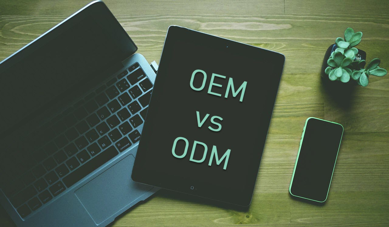 OEM vs ODM products - Where does apple put their money?