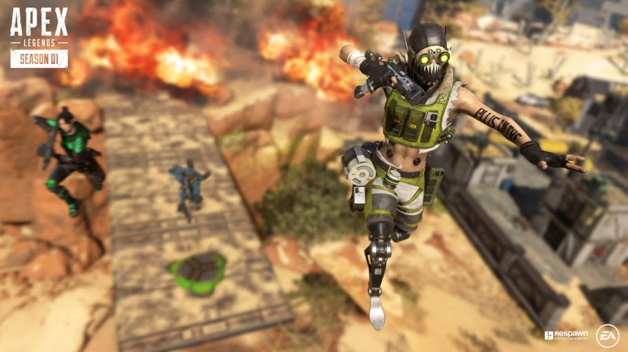 Apex Legends game review and everything you need to know