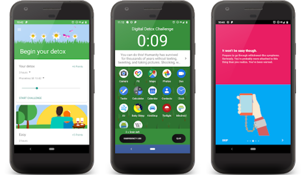 Top 7 apps to fight smartphone addiction on Android