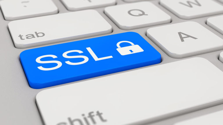 What is SSL (Secure Sockets Layer)? How does it protect a website?