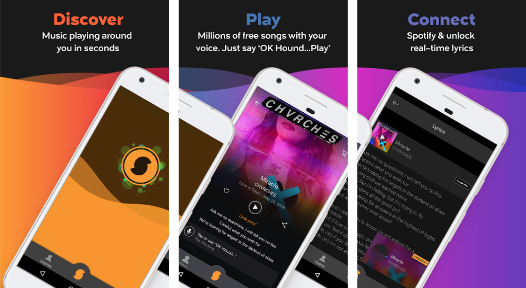 Top 5 Shazam alternatives for Android