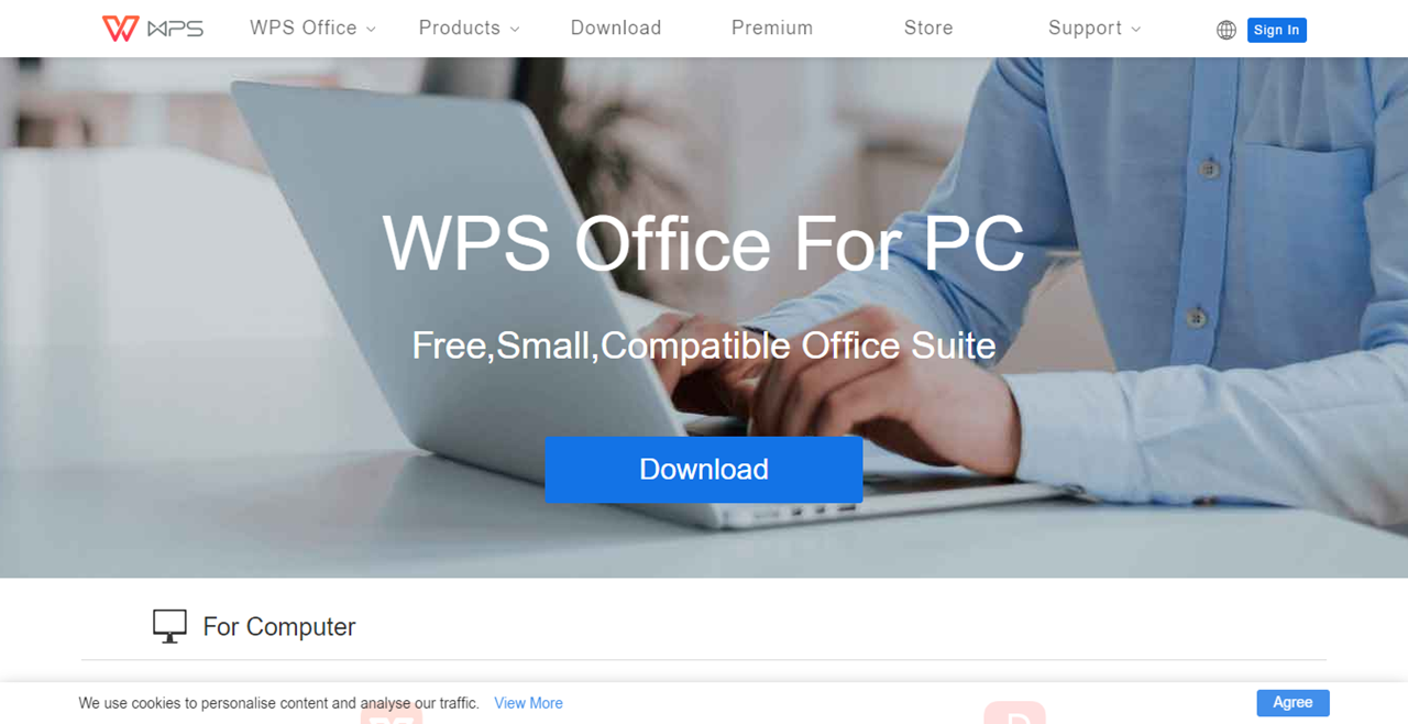 WPS Office | Candid Technology