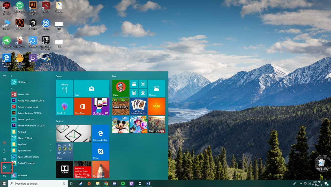 How to personalise Windows 10 to your taste and style? 7 cool features