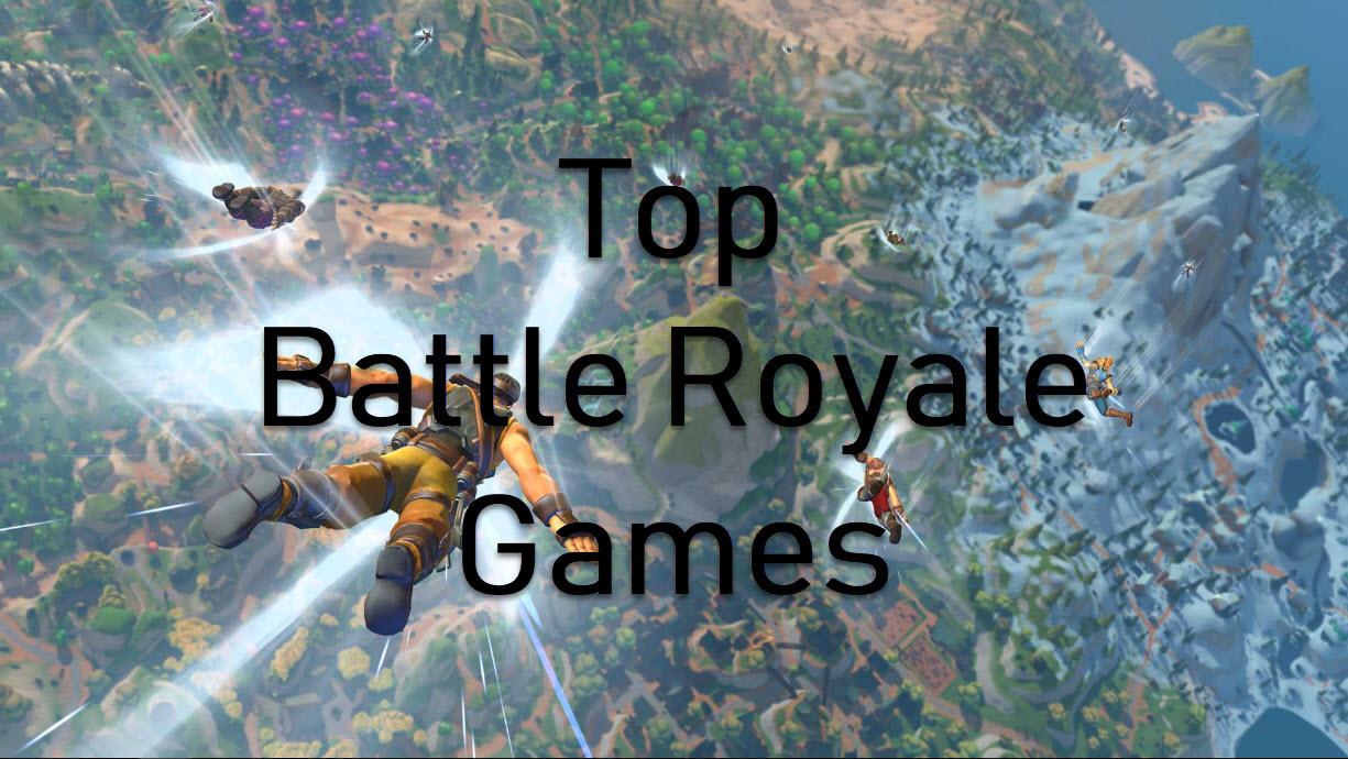 Top 7 Battle Royale Games every gamer must check out