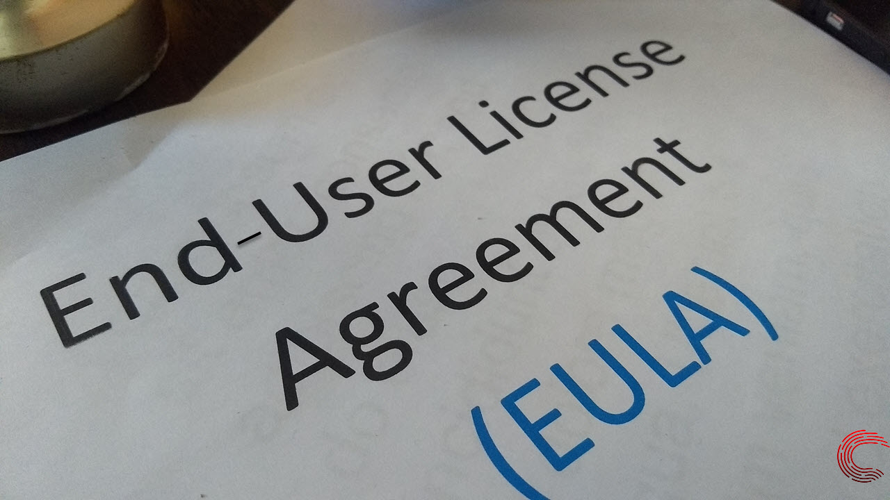 What is EULA (End User License Agreement)? Why is it used?