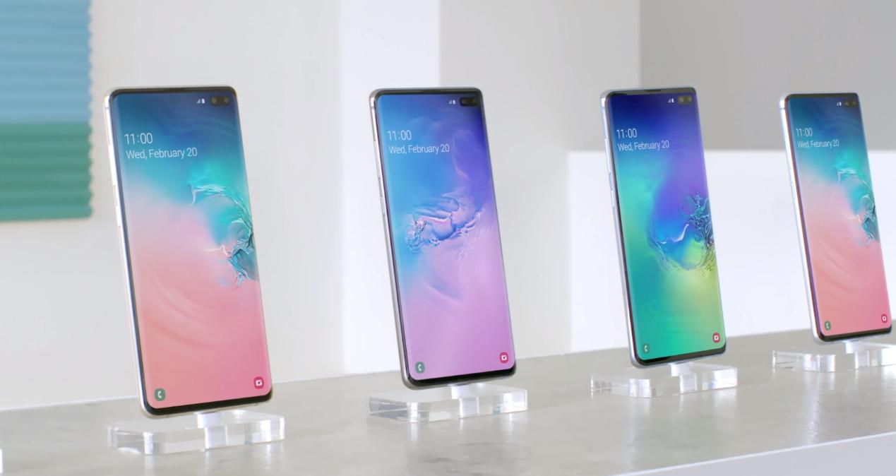How is Samsung S10's fingerprint scanner better than OnePlus 6T