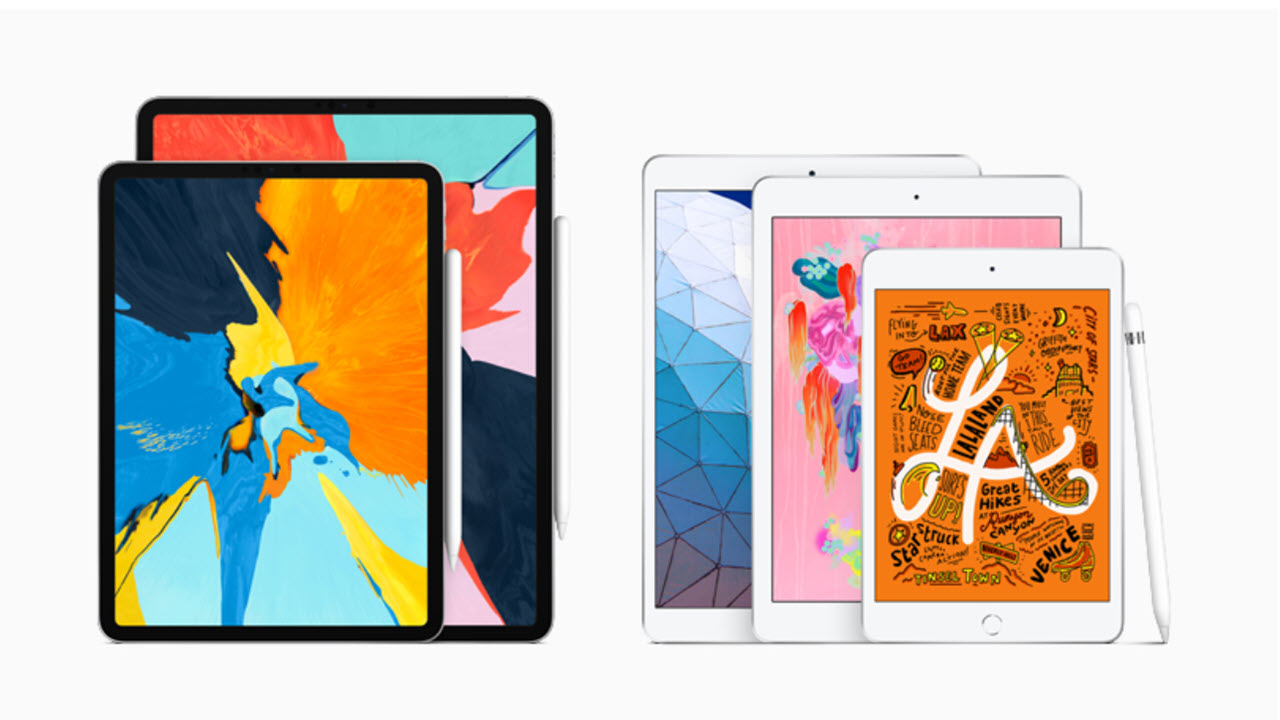 iPad Air 2 vs iPad Air 2019 and iPad Mini 2019 vs iPad Mini 4