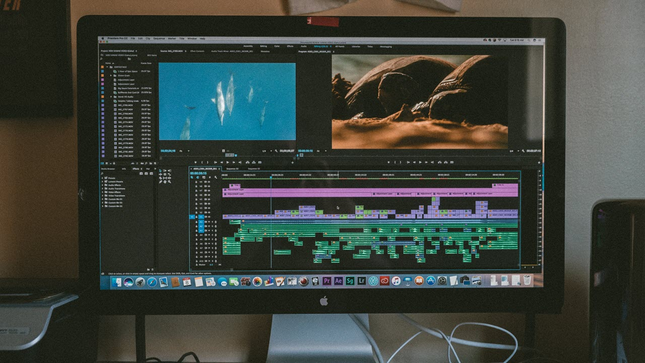 How to colour grade in Adobe Premier Pro | Candid.Technology