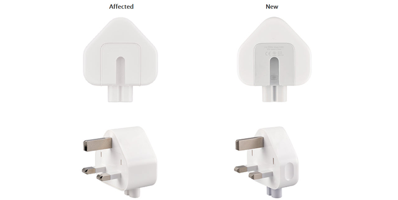 Apple recalls its wall chargers sold between 2003-10: How to exchange?