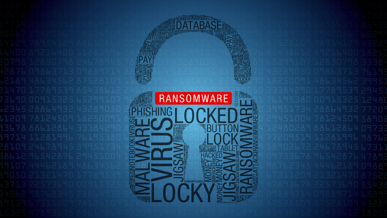 Which files does ransomware encrypt? Does it affect the files on cloud?