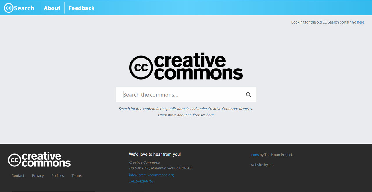 Creative Commons (CC) Search is out of beta with 300M images indexed
