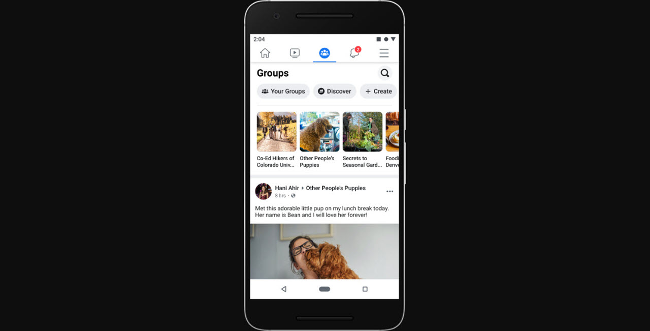 Facebook Group gets major updates: 7 key features