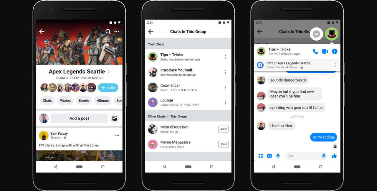 Facebook Group gets major updates: 4 key features