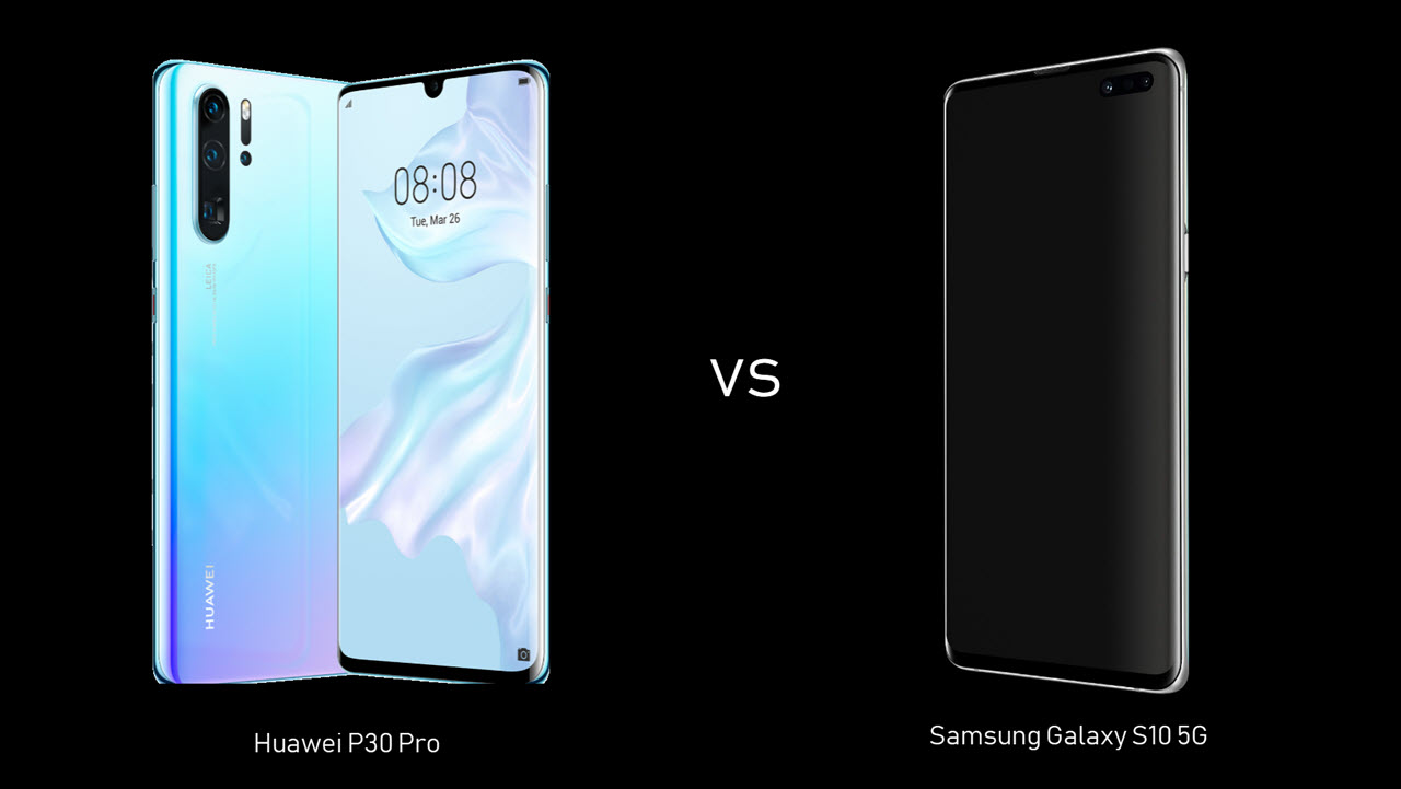 Samsung Galaxy S10 5G vs Huawei P30 Pro: Which one should you buy?
