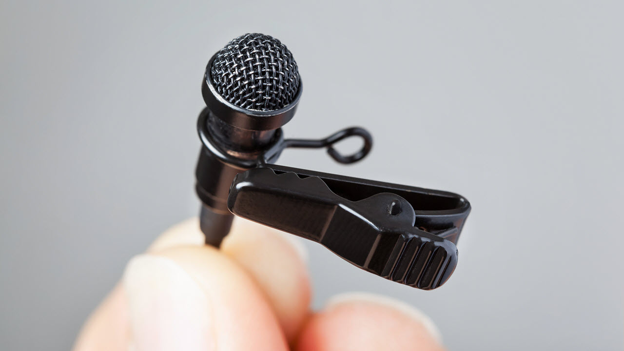 When to use a Lav Mic (Lavalier Microphone): All you need to know