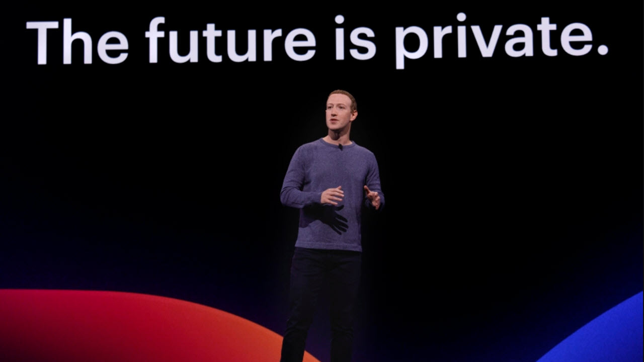 Mark Zuckerberg: 'The future is private' for FB but should you believe him?