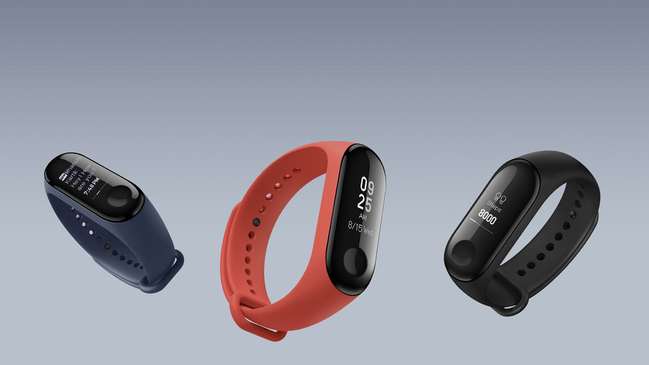 Lenovo Ego vs Mi Band 3 vs Honor Band 4: Which one should you buy?