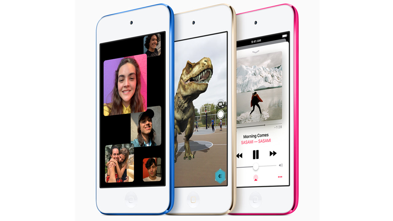 Apple's new iPod Touch with Group FaceTime and AR: Price and Features