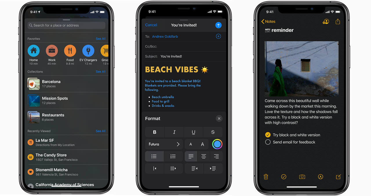 iOS 13: 19 key features unveiled at WWDC19 | Candid.Technology
