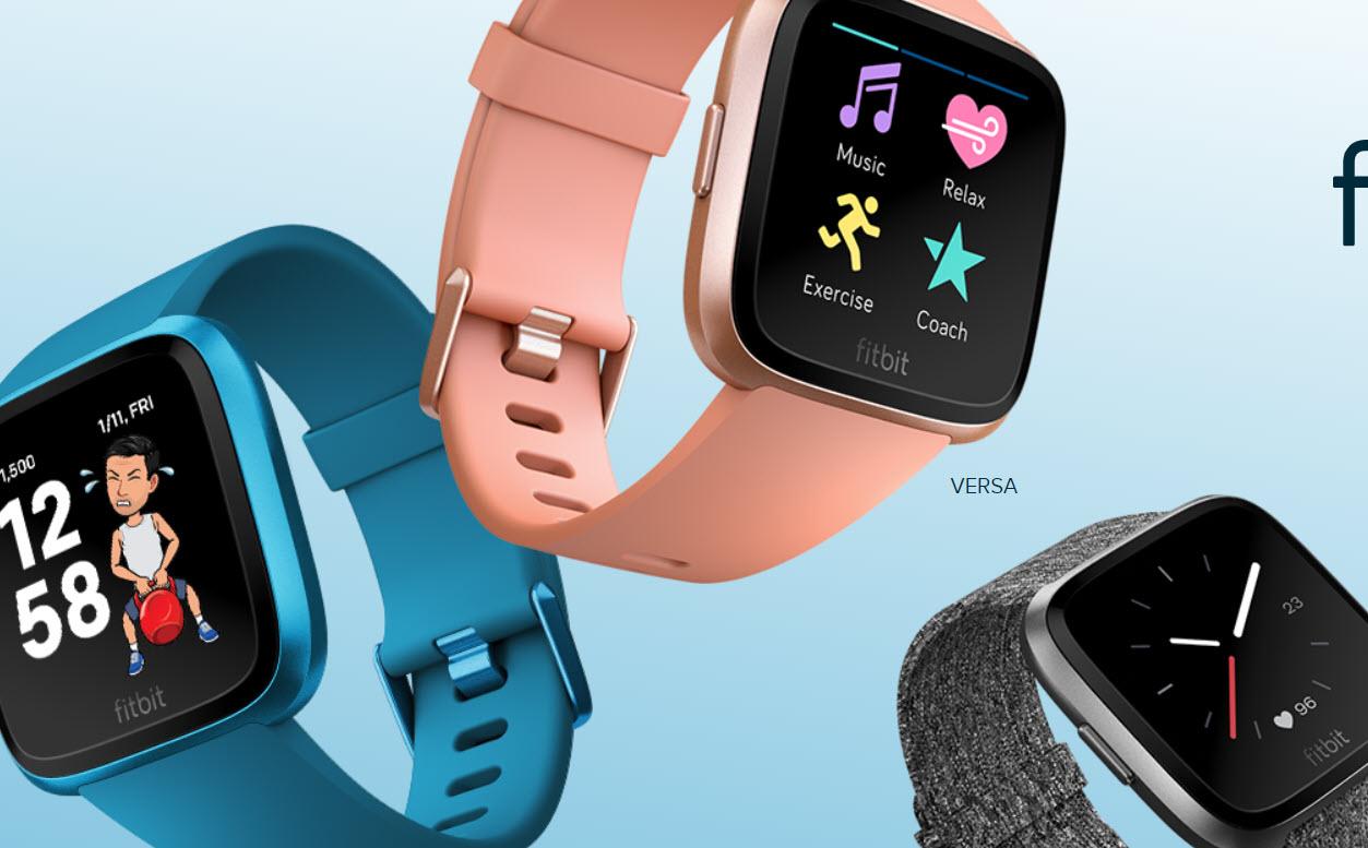 Amazfit Verge 2 vs Galaxy Watch Active vs Fitbit Versa