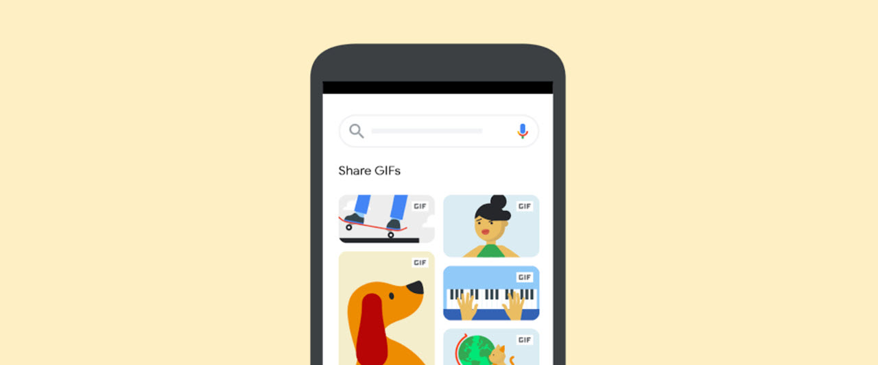 """Over the past half-decade GIFs have become popular for communicating on various messaging apps or while replying to comments on social networks, so today, Google is introducing 'Share GIFs' section in Google Images.According to Google, over the past five years, search interest in GIFs has tripled, and Share GIFs is meant to help people search and share GIFs over the internet quickly and smoothly.Users will be directly able to share the preferred GIF on Google Image search to different apps including Gmail, Hangouts, WhatsApp and Android messages.The new Share GIFs feature has been rolled out on Google Images starting Thursday and will be available on Google app for iOS and Android, and on Chrome for Android. It will be brought to other mobile browsers soon too.The new feature is powered by Google's GIF search engine, which has seen immense growth since they acquired Tenor -- a GIF platform for Android, iOS and PC -- in March 2018.Also read: Is Chrome becoming a surveillance software for Google?These shareable GIFs will be created by Google's partner streaming services, movies studios and YouTube creators. Anyone who wishes to submit their GIF can upload it to Tenor.com. If you're a GIF platform or creator looking to partner with Google, contact them here.""""GIFs appear in this section based on how likely they are to be shared so that you can find a GIF that captures exactly what you want to say,"""" says Kyler Blue, Product Manager, Tenor.Today Google also announced two new features for Google Maps -- bus delays and transit crowdedness prediction -- that are aimed to enhance the commuter experience using the app. Read more about it here.Earlier this month, sync update for Google Photos and Drive were announced. You can read about them here.Also read: Under display cameras are here – a look at what is to come in the future"""