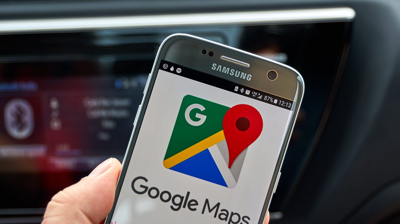 Google Maps will now show traffic delays and transit crowdedness