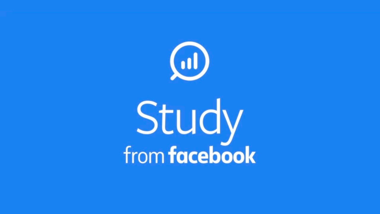 What is Study from Facebook? And the information it collects?