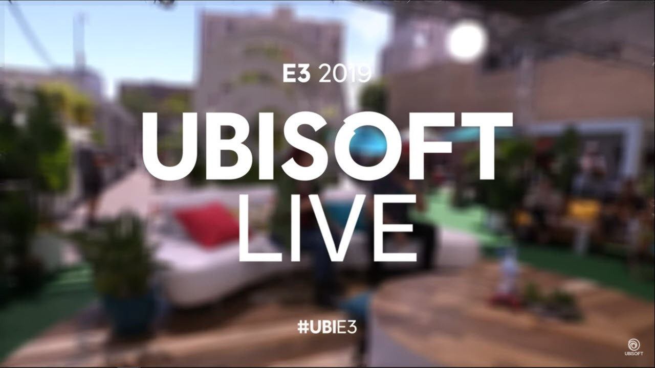 Ubisoft's E3 press conference 2019: Upcoming sequels and more