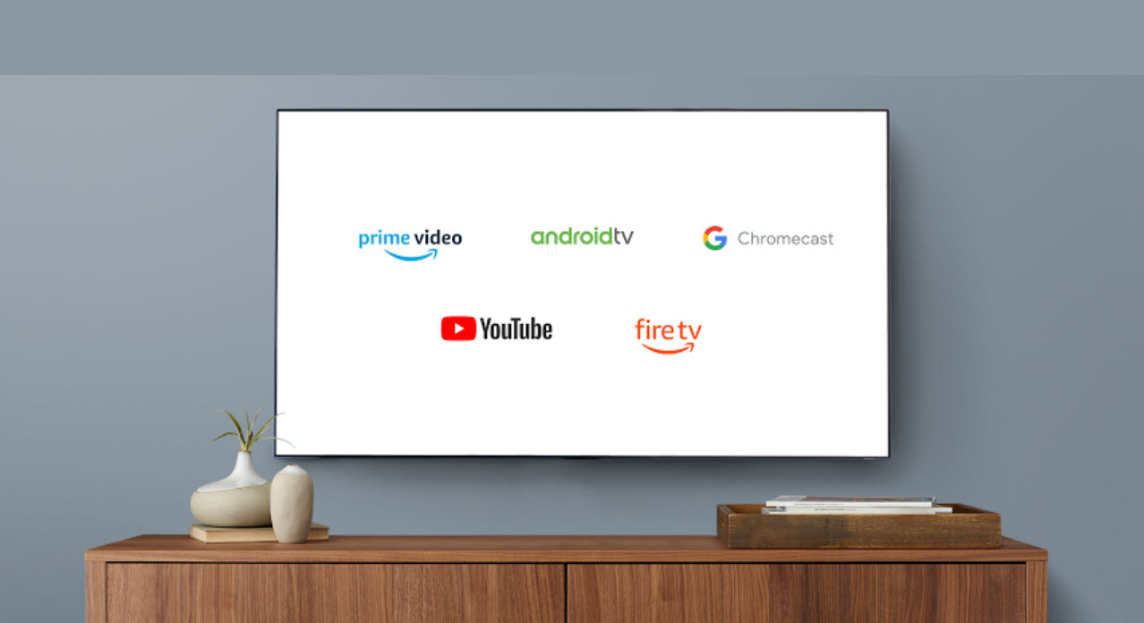 Prime Video comes to Chromecast, Android TV; YouTube to Fire TV