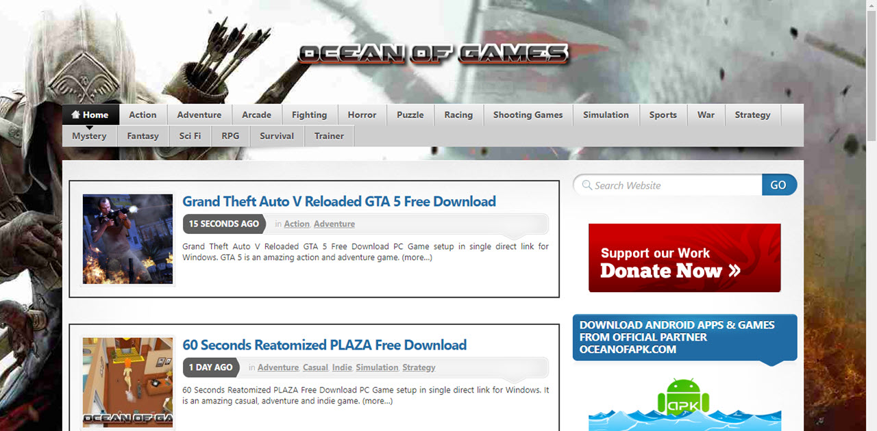 Top 7 sites to download free PC games | Candid Technology