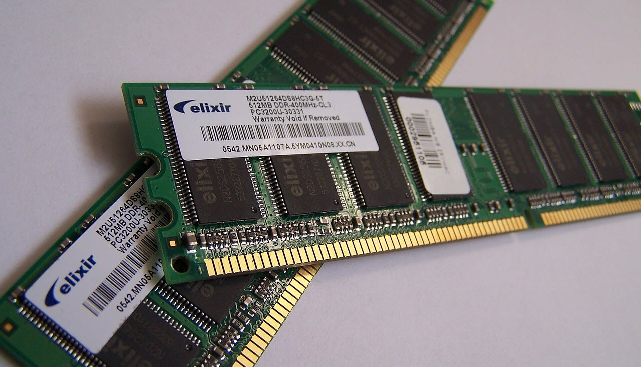How much ram does games use and how is it used?