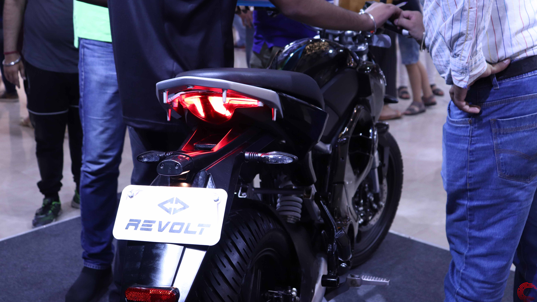 Revolt RV 400: A glimpse into the future of India's biking