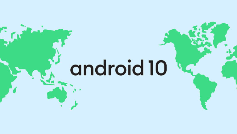 Google names Android Q as Android 10 and redesigns the OS logo