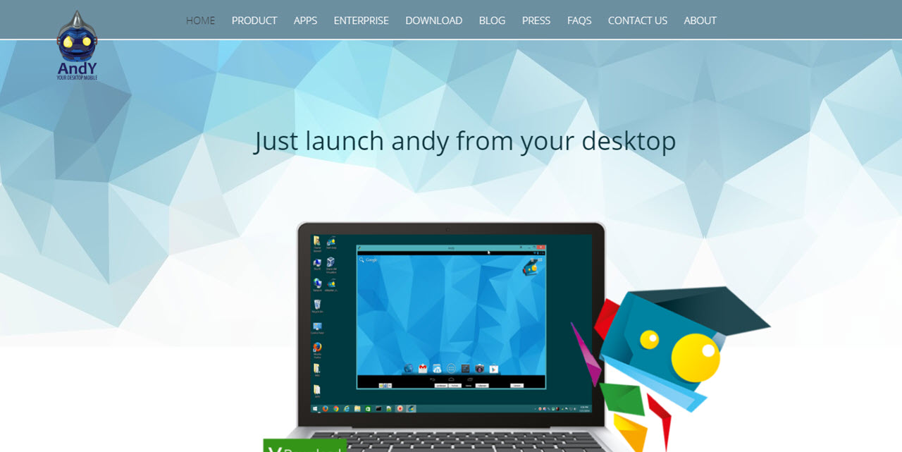 Top 7 Android emulators for Windows | Candid.Technology