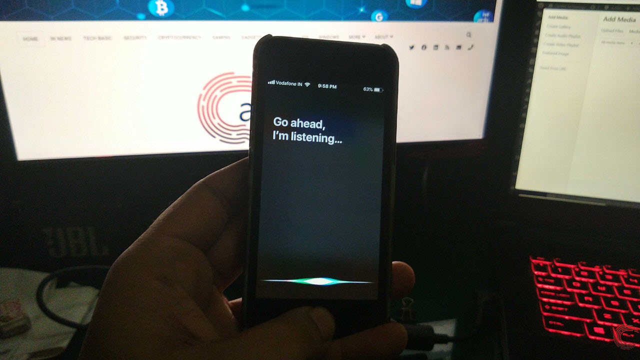 Apple says users will soon be able to opt-in to share recordings with Siri