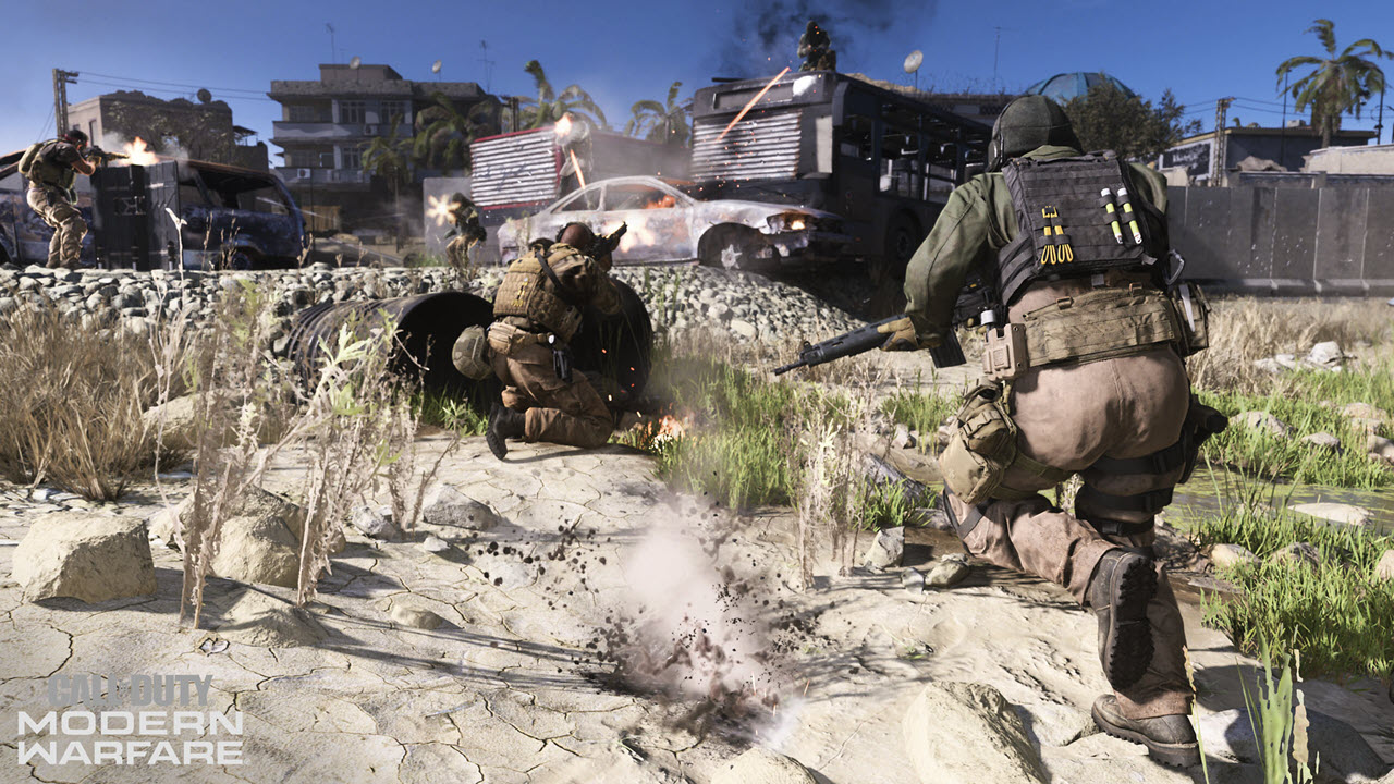Call of Duty: Modern Warfare 2019   Features, price and pre-orders