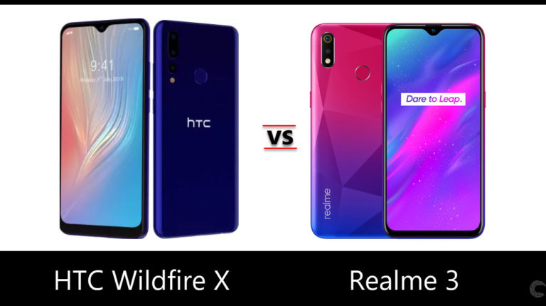 HTC Wildfire X vs Realme 3: Which one should you buy?