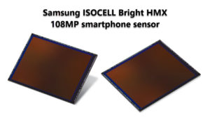 Samsung Isocell Bright HMX: 108MP image sensor for phones