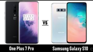OnePlus 7 Pro vs Samsung Galaxy S10: Which one's a better flagship?