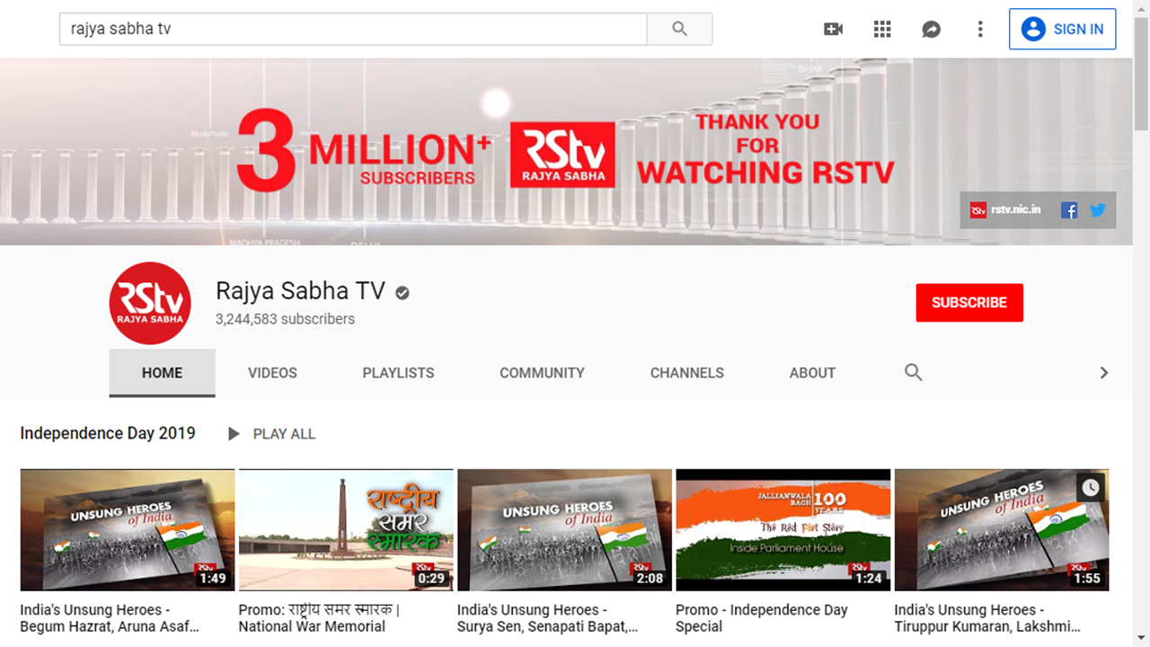 7 best YouTube channels for UPSC preparations that aspirants must follow