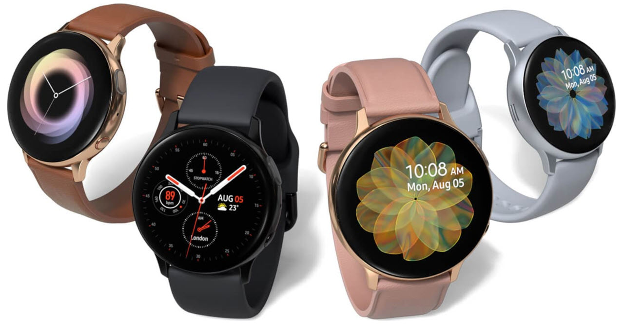 Samsung Galaxy Watch Active 2 announced: Specs and release date
