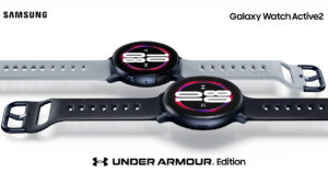 Samsung Galaxy Watch 2 Under Armour edition: What's new?