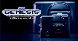 Sega Genesis Mini is coming on September 19 with 42 built-in games