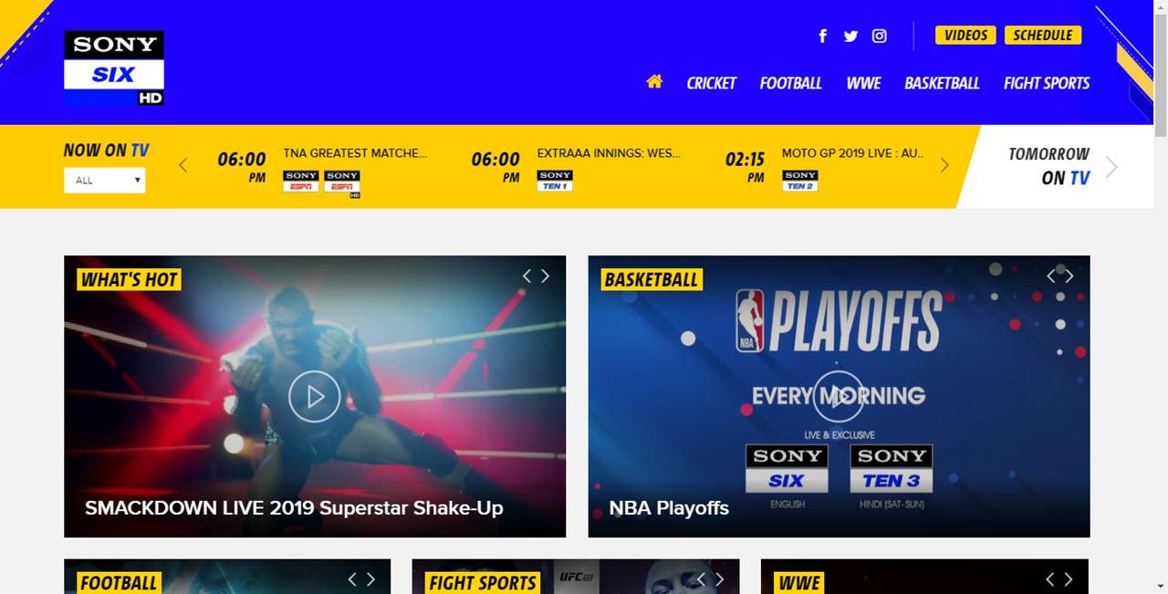 11 best websites to watch Cricket online | Candid.Technology