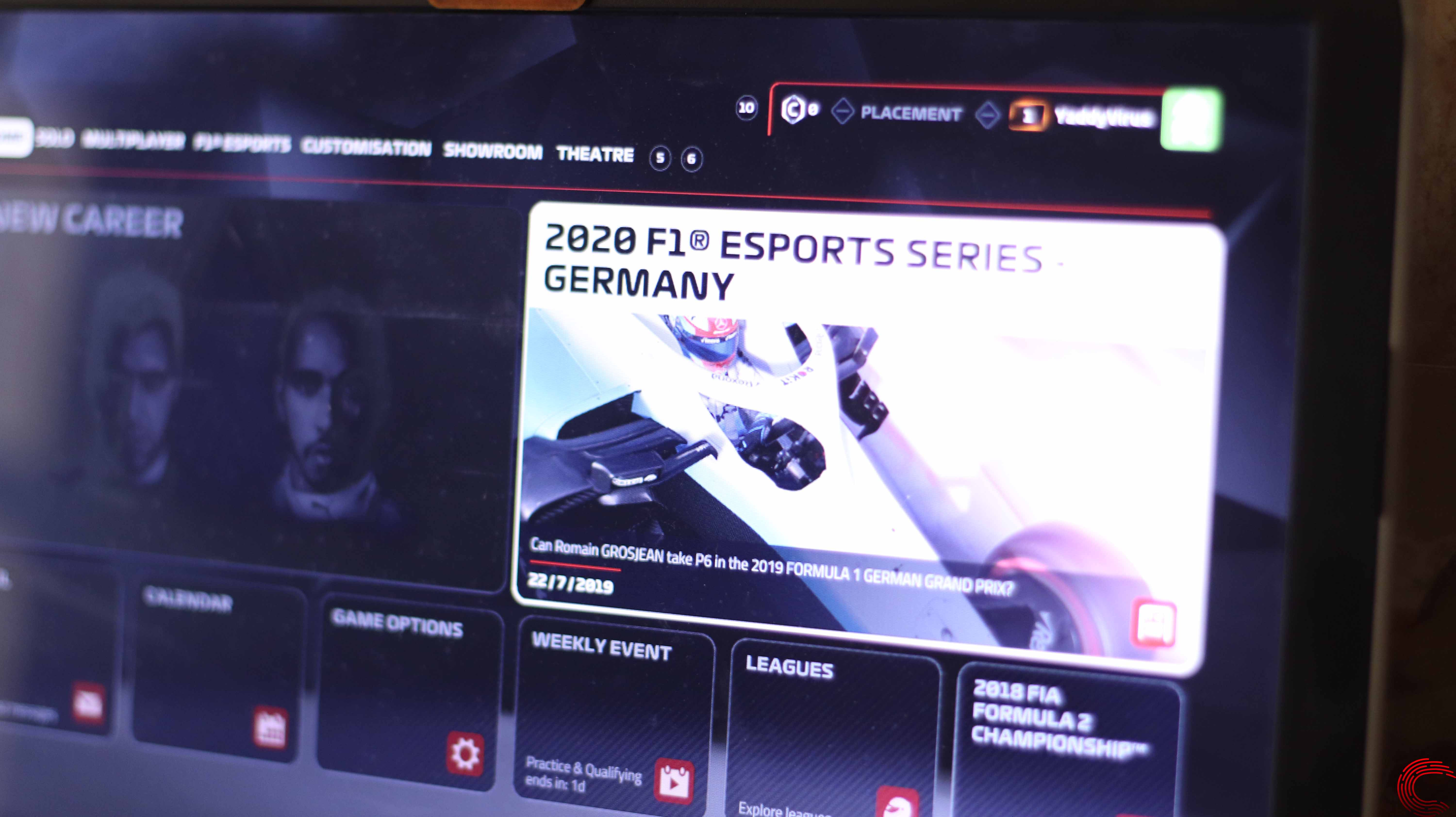 How to get into F1 Esports 2020 and make a career in racing