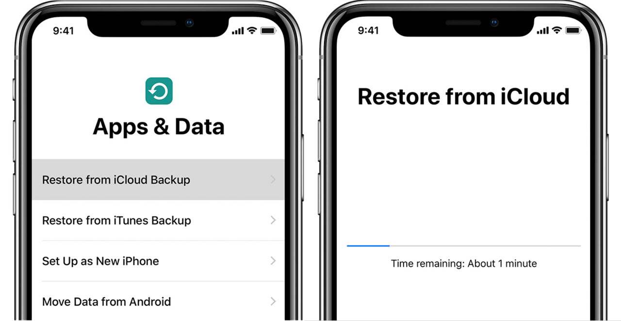 How to restore iPhone, iPad and iPod touch from backup?