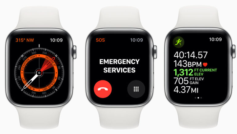 Apple Watch Series 5 announced: Key improvements on Series 4