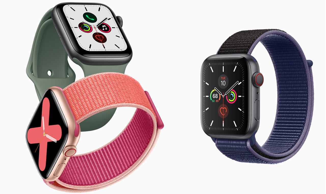 Apple Watch Series 5 announced: 3 key differences from Series 4