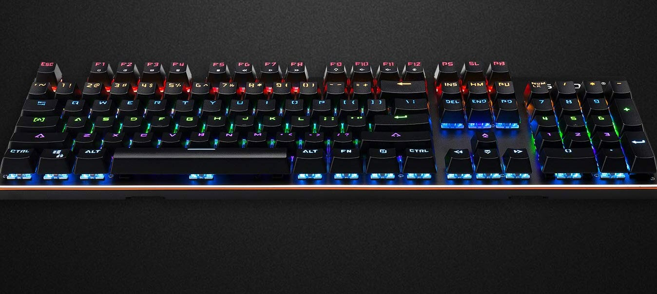 Top 7 wireless mechanical keyboards